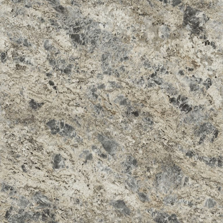 Blue Flower Granite Formica Laminate