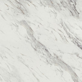Calcutta Marble Textured Gloss Laminate Sheet 4 X 8