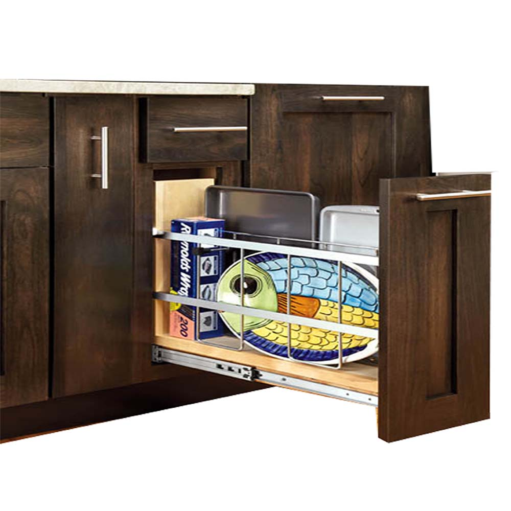 5in Base Cabinet Pullout Tray Divider