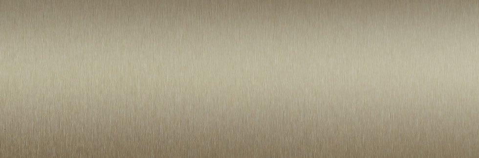 Satin Brushed Light Bronze Aluminum Decorative Metal Laminate