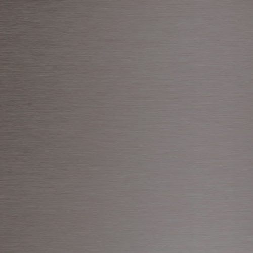 Satin Brushed Smoke Aluminum Decorative Metal Laminate