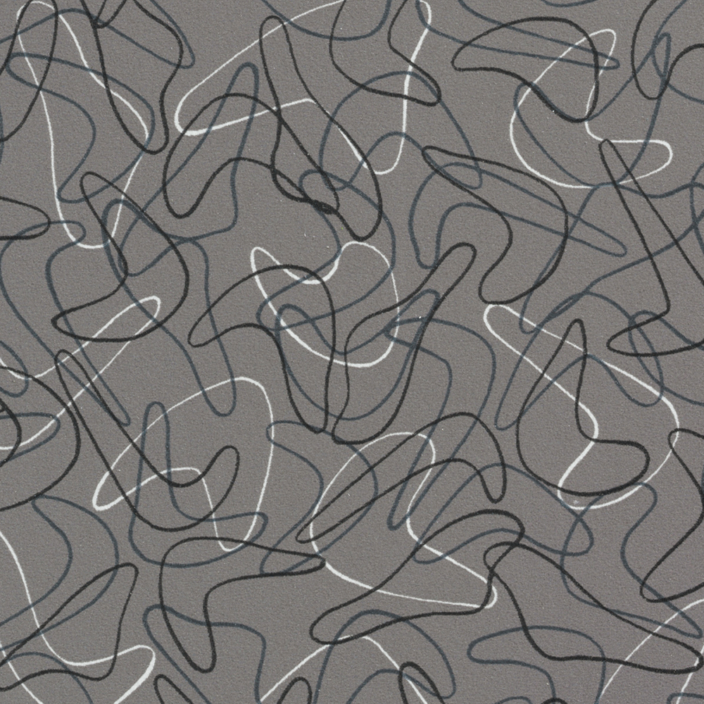 6942 Charcoal Boomerang Formica Sheet Laminate