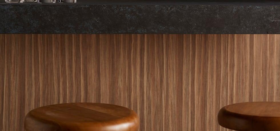 Buka Bark Fine Velvet Texture Laminate Sheet 5 X 12