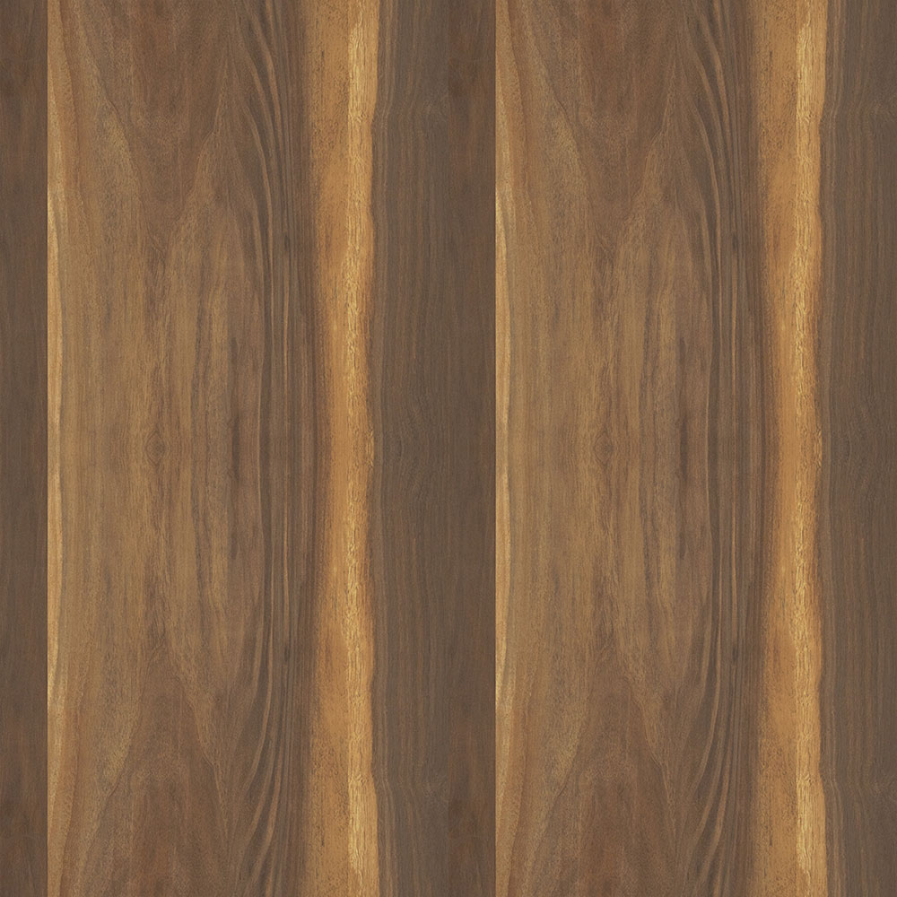 Wide Planked Walnut Formica Laminate sheet