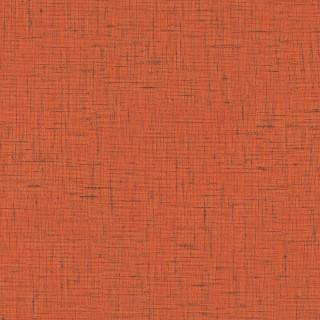 Orange Lacquered Linen