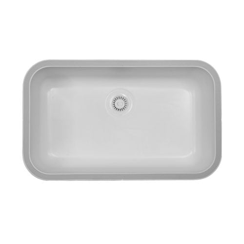 A-340 | Extra Large Single Bowl Undermount Sink