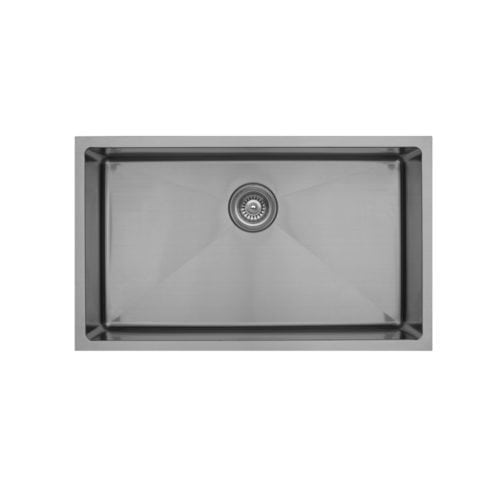 Elite EL-75 Extra Large Single Undermount Bowl Sink