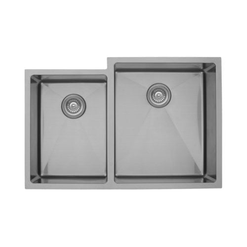 Elite EL-78 Double Undermount Bowl