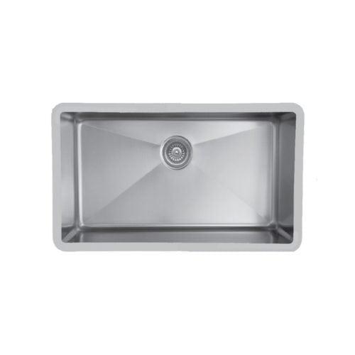 Edge E-440 Undermount Extra Large Single Bowl Sink