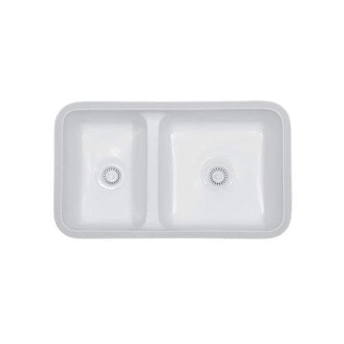 Kingston Large / Small Bowl Undermount Sink