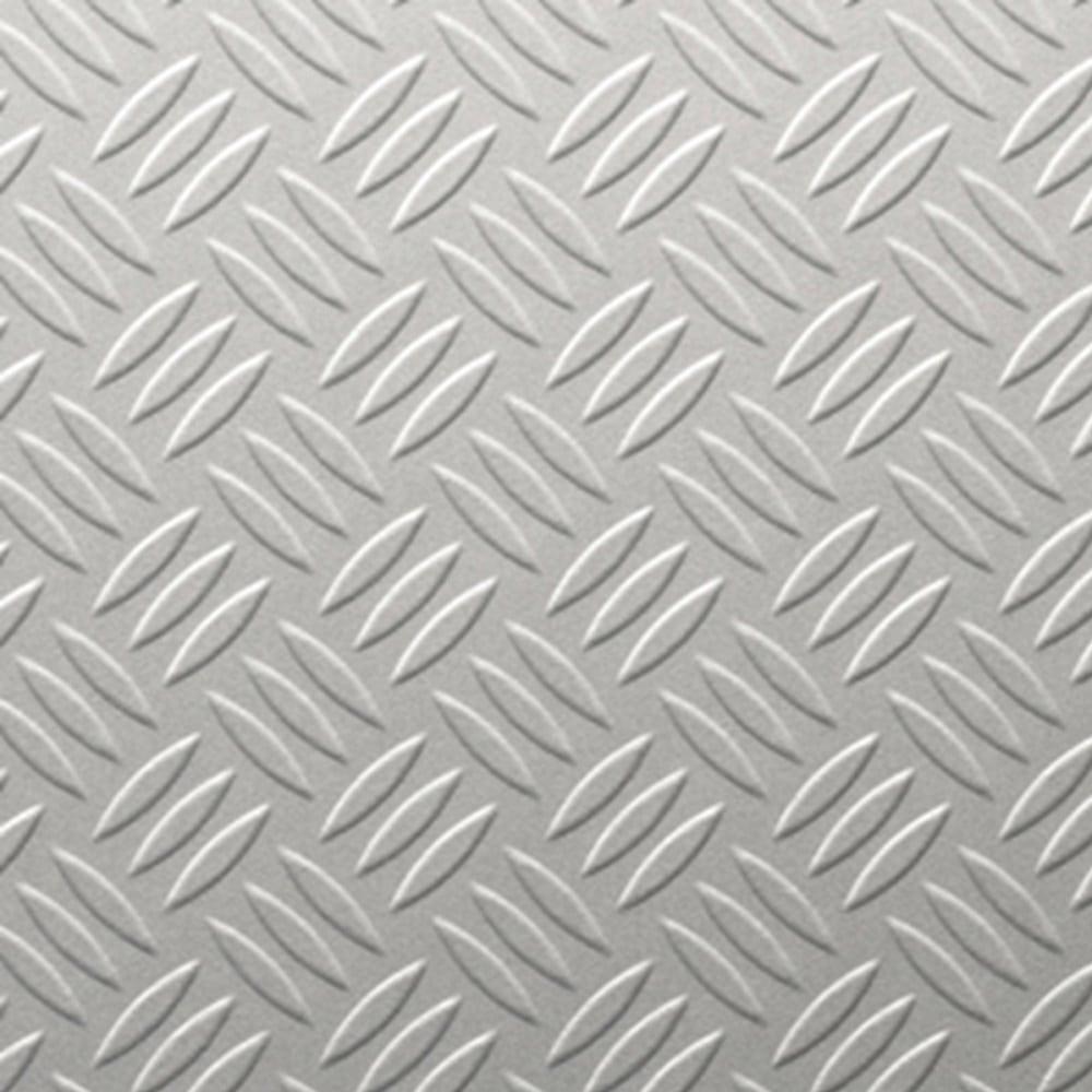 Matte Aluminum Footplate Ii Decorative Metal Sheet Laminate