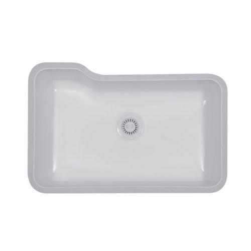 Monaco Extra Large Single Bowl Undermount Sink