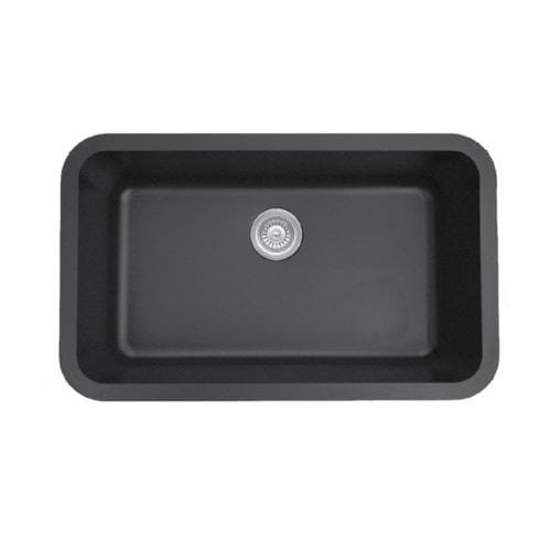 Q-340 Karran Quartz Sink