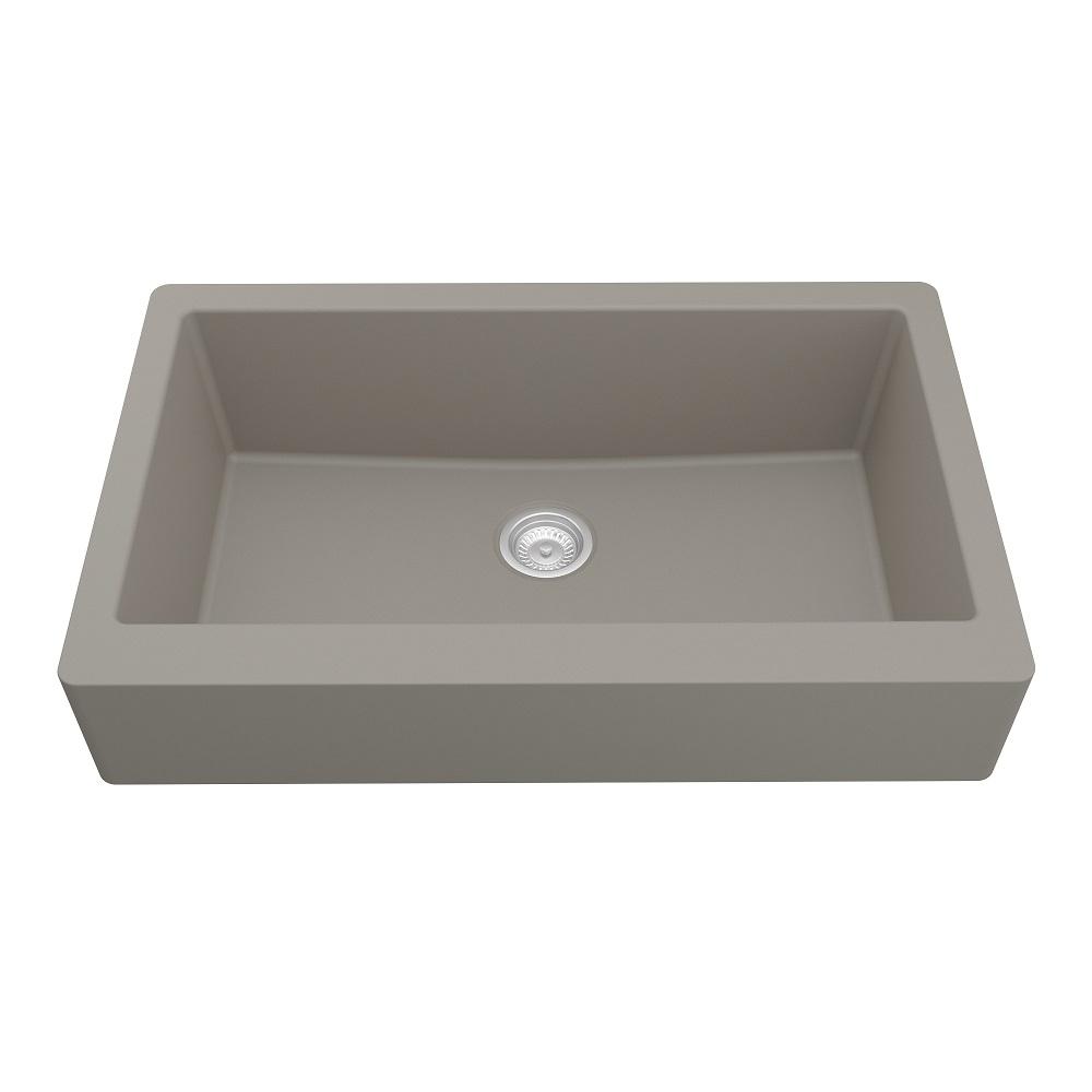 Karran Quartz Sink Qar 740 Undermount Extra Large Single