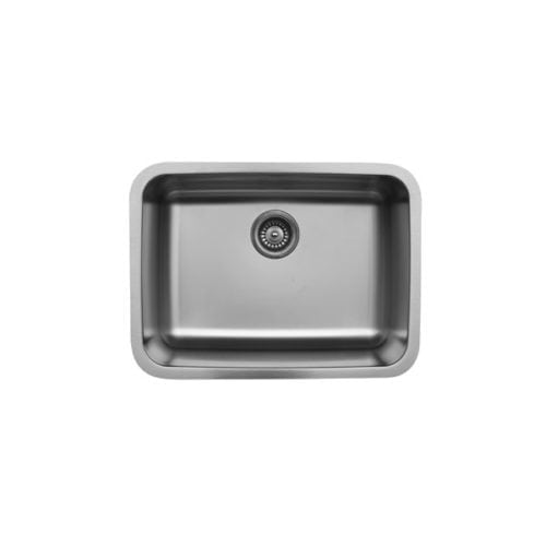 U-2418 Stainless steel single bowl sink