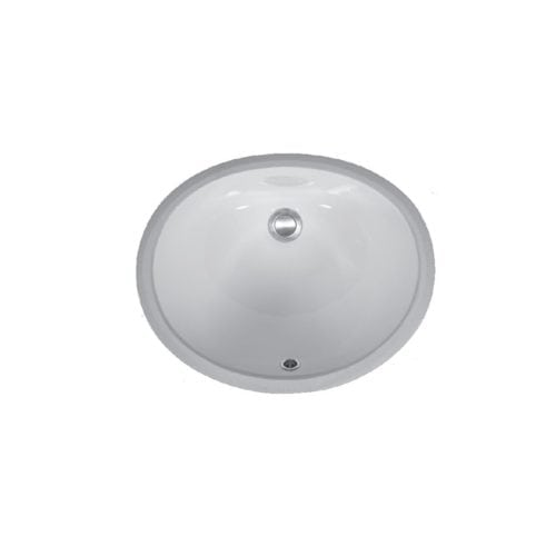 Vitreous China VC-101 Vanity Undermount Sink