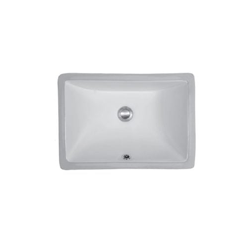 Vitreous China VC-105 Vanity Undermount Sink