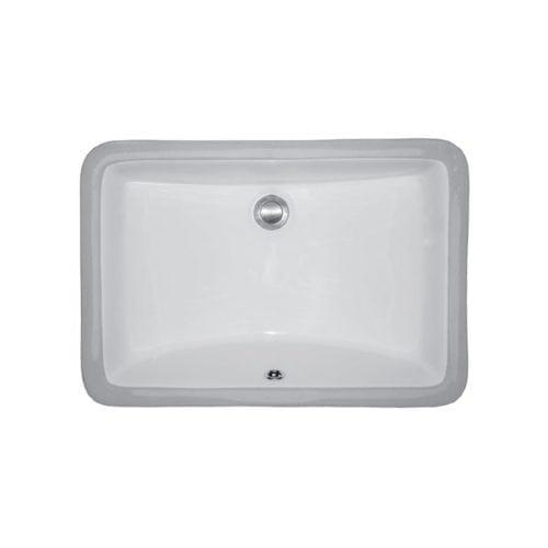 Vitreous China VC-106 Vanity Undermount Sink
