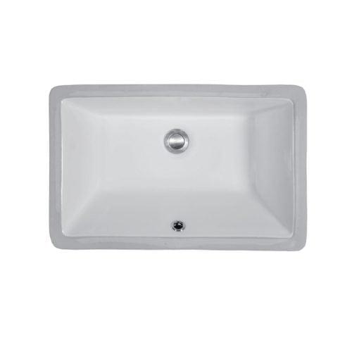 Vitreous China VC-108 Vanity Undermount Sink