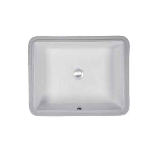 Vitreous China VC-110 Vanity Undermount Sink