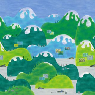 Mountain Resort (Landscape)