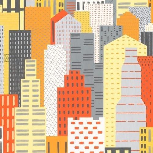 Y0007X Big City (Landscape) Wilsonart Sheet Laminate