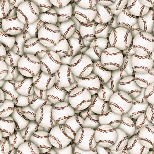 Y0017 Baseballs Wilsonart Sheet Laminate