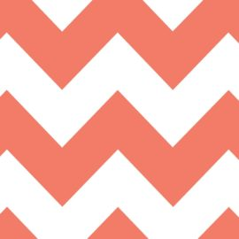Papaya Chevron