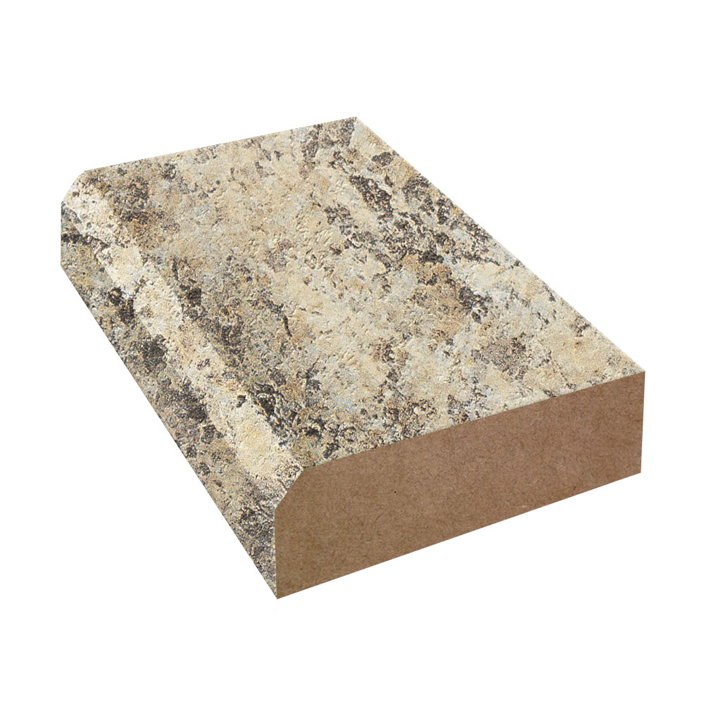 Belmonte Granite Bevel Edge Laminate Countertop Trim Etchings Finish