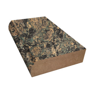 Baltic Granite U2013 Bullnose Edge Laminate Countertop Trim U2013 Matte Finish