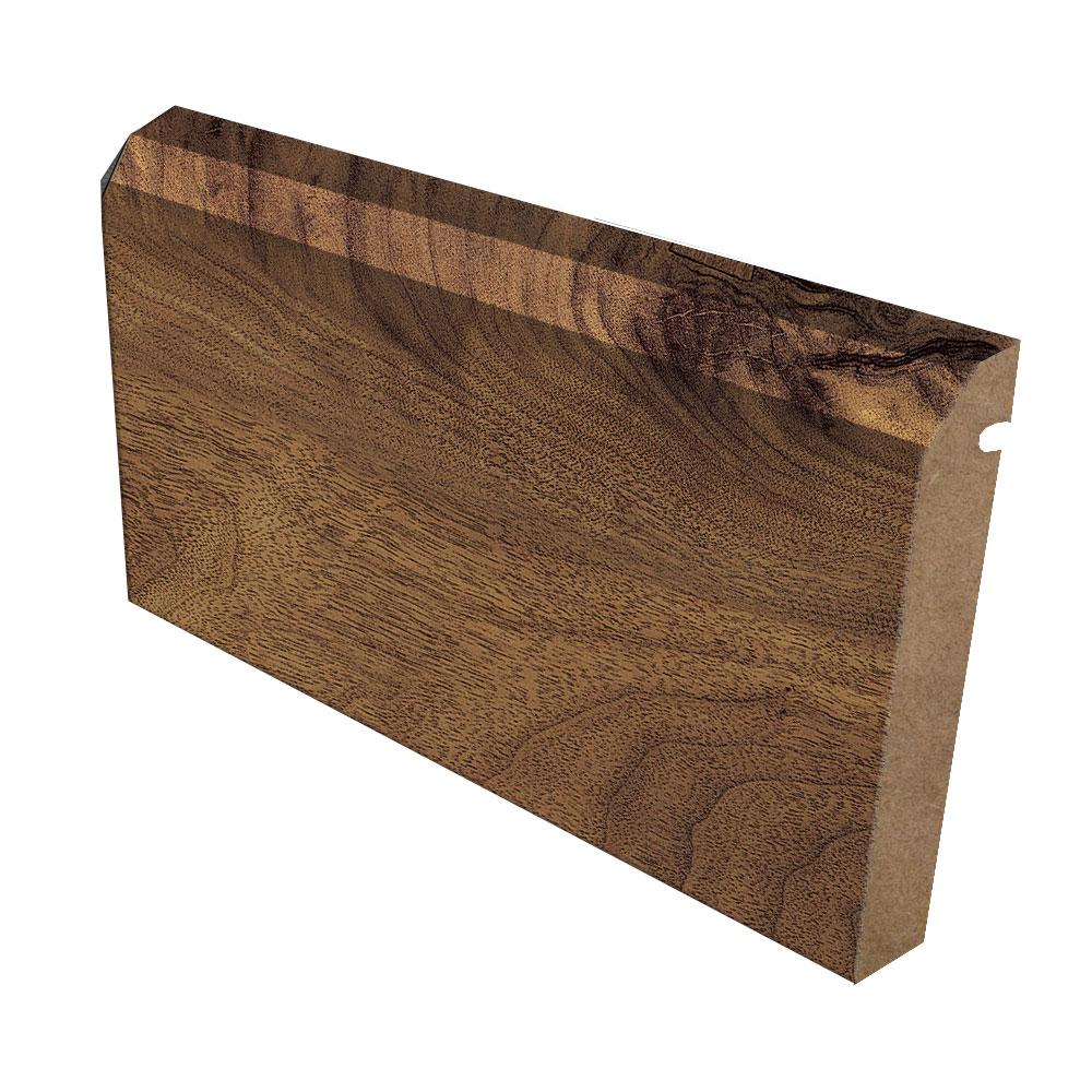 Bevel Edge Countertop Trim Formica Black Walnut Timber