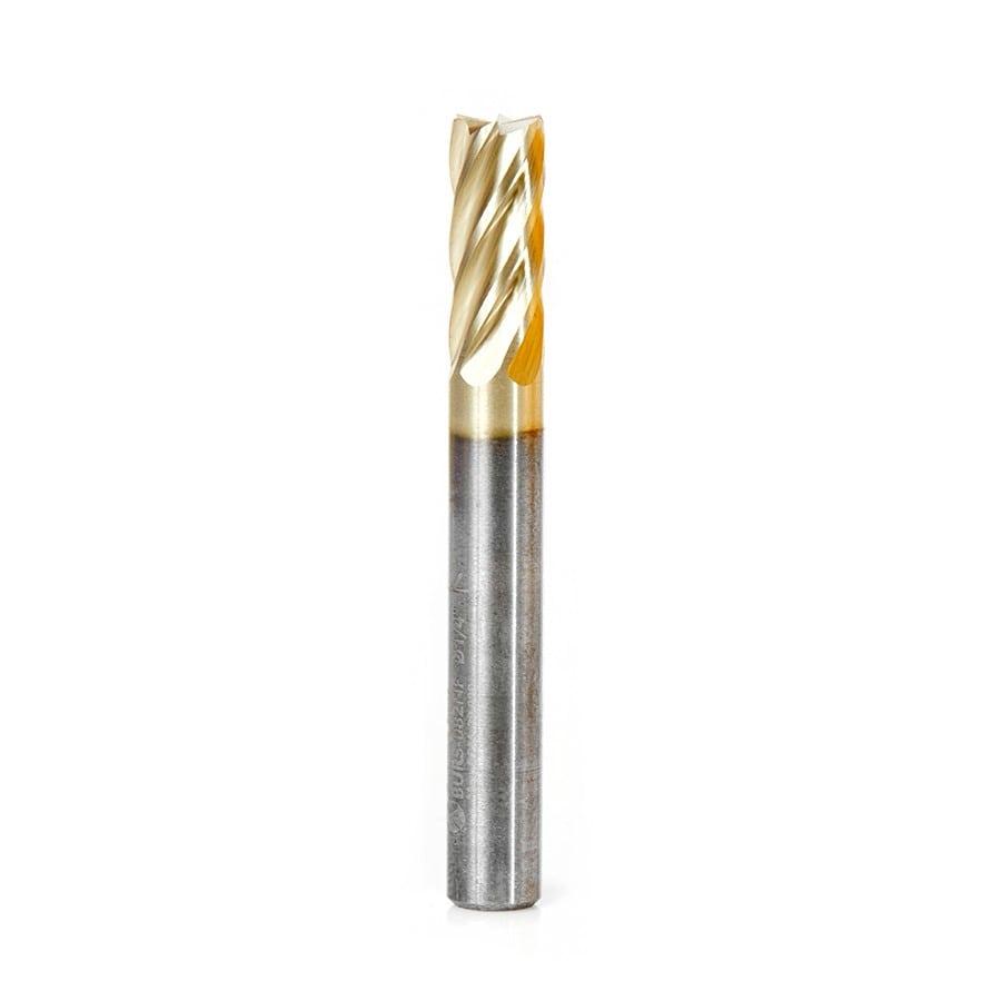 Aluminum Cut Cylindrical End Cut 1//4 x 1//4 x 5//8 x 2 SB-1NF Carbide Burr