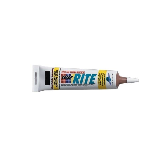 Color Rite color match caulk ideal for laminate countertops