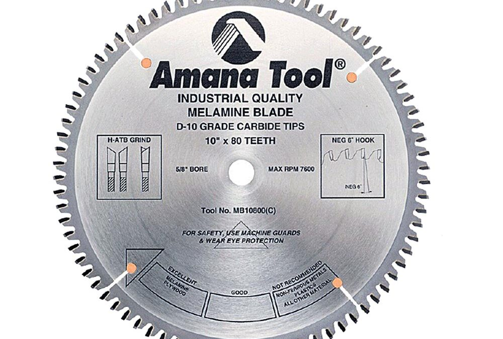 How To Select The Proper Table Saw Blade