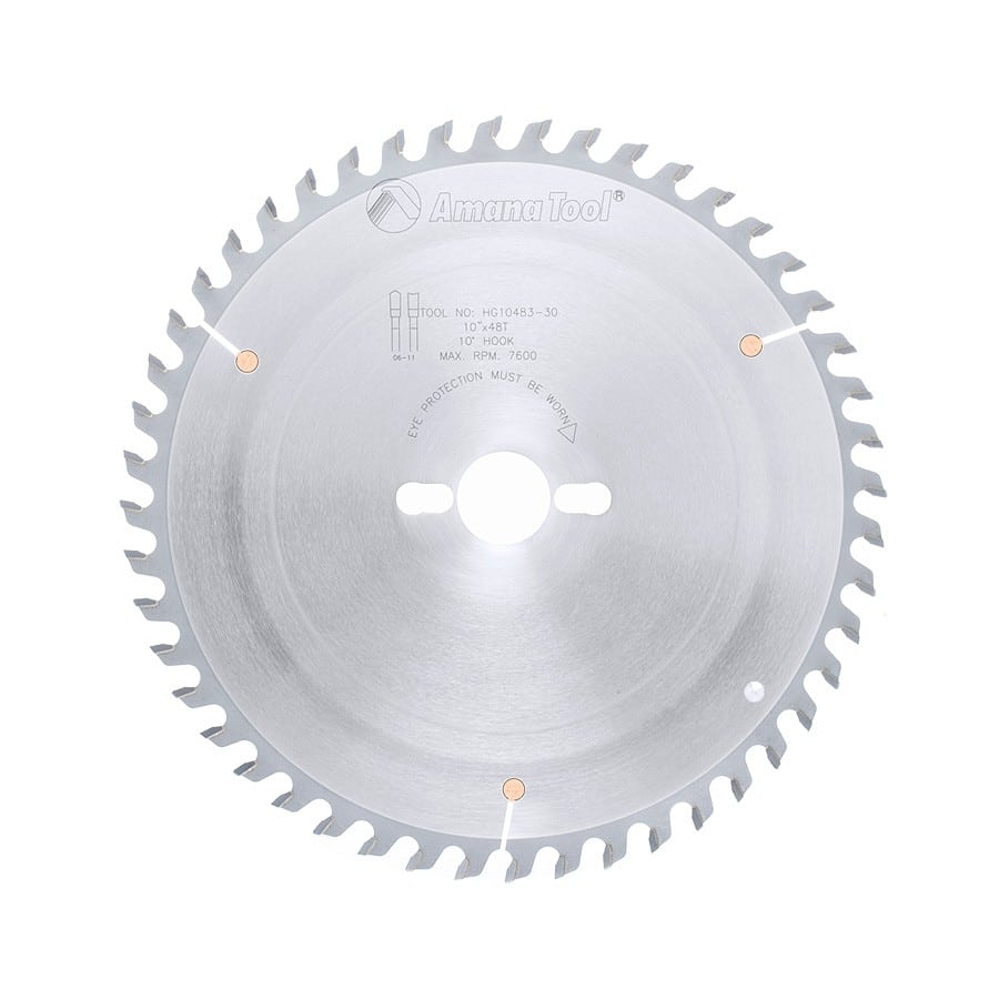 Amana Tool Hollow Ground Saw Blades