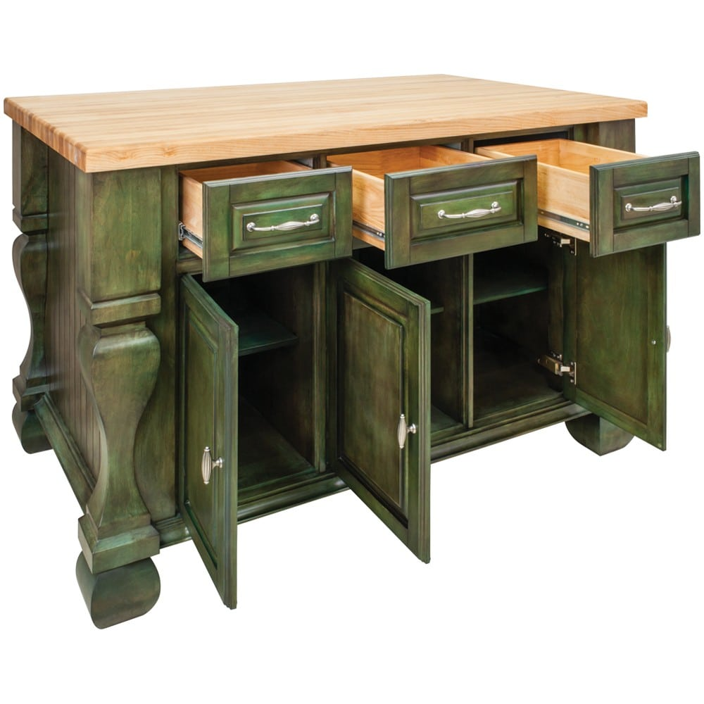 tuscan kitchen island by jeffrey alexander decorating with tuscan accents essential style secrets