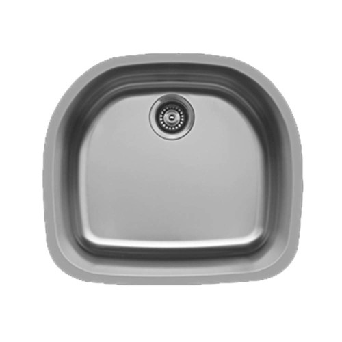 Karran Sink Edge E330 Stainless Steel Single Bowl Sink