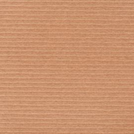 Ribboned Satin Brushed Penny Decorative Metal Laminate