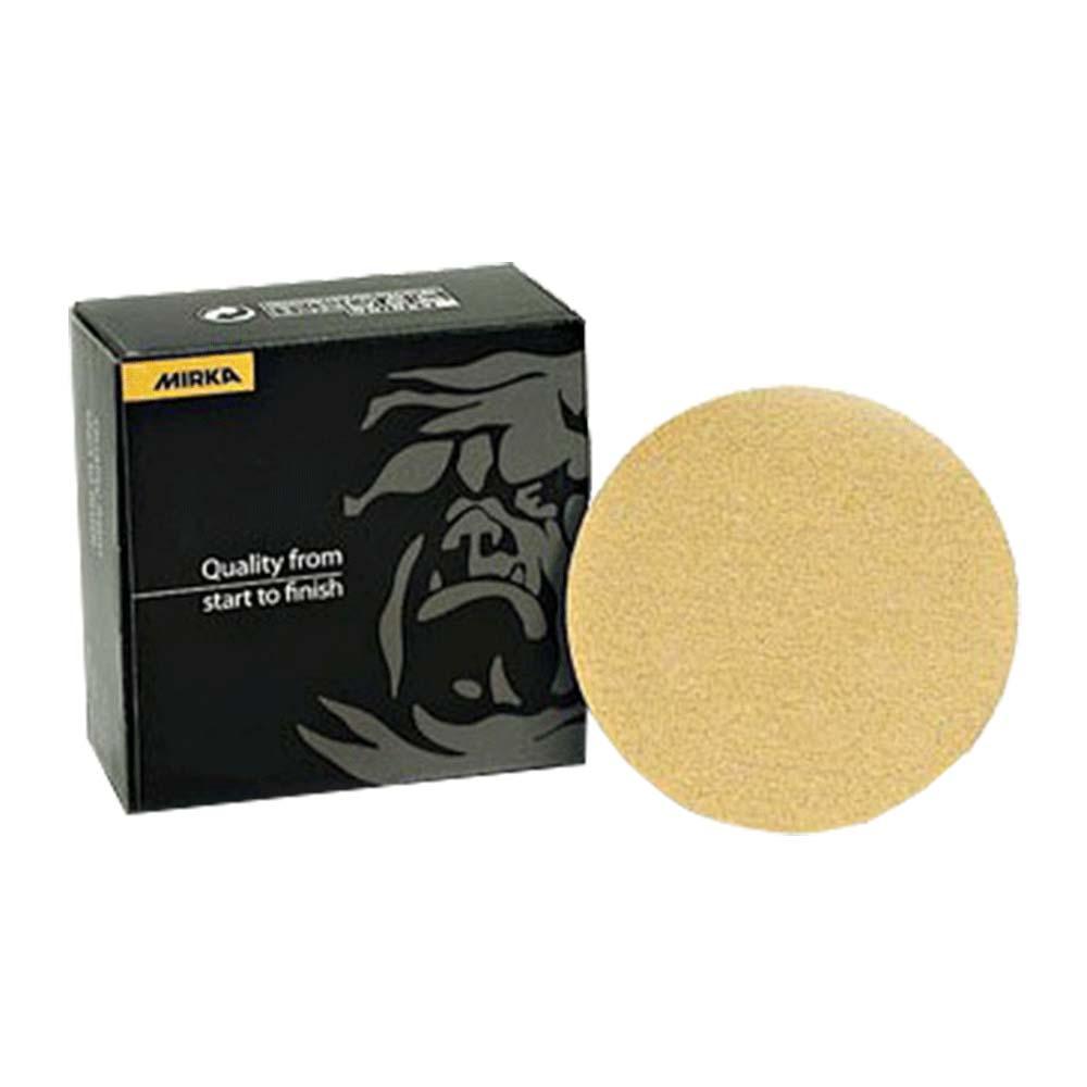 Mirka Gold Sanding Discs