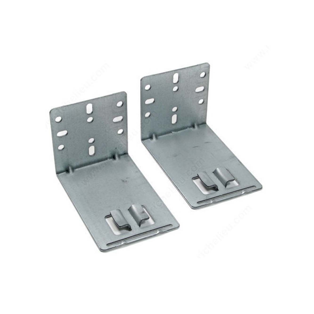 Rear Mounting Bracket | Face Frame Cabinets | Pair