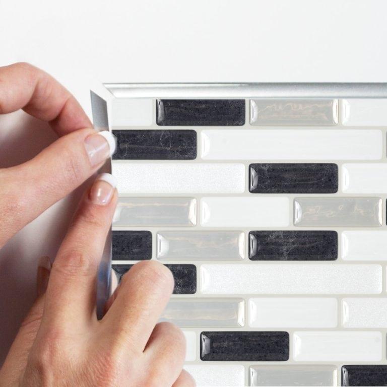 Muretto Alaska Smart Tiles Peel & Stick Tile