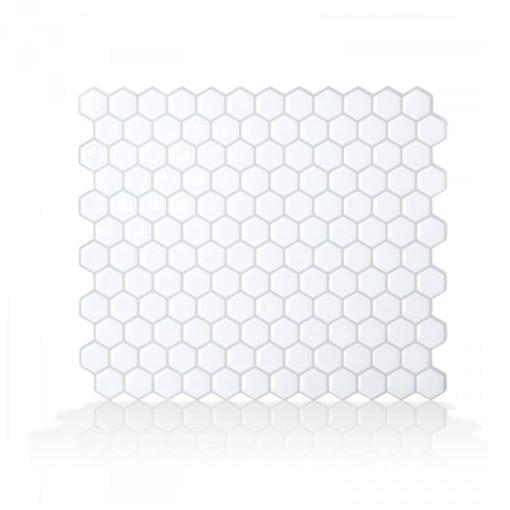 Hexago Smart Tiles Peel & Stick Backsplash
