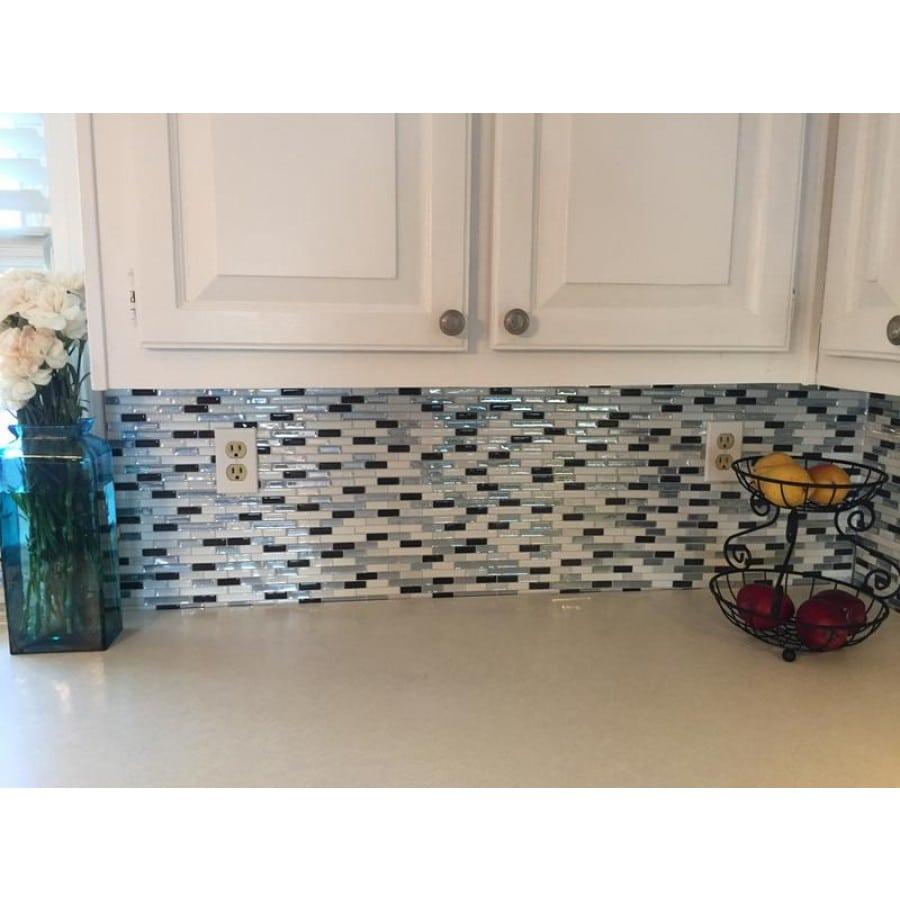 Muretto brina peel stick smart tiles backsplash sedge b 10411 sm1041 murettobrina01 dailygadgetfo Images