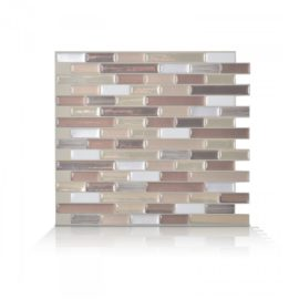 Muretto Durango Smart Tiles Peel & Stick Backsplash