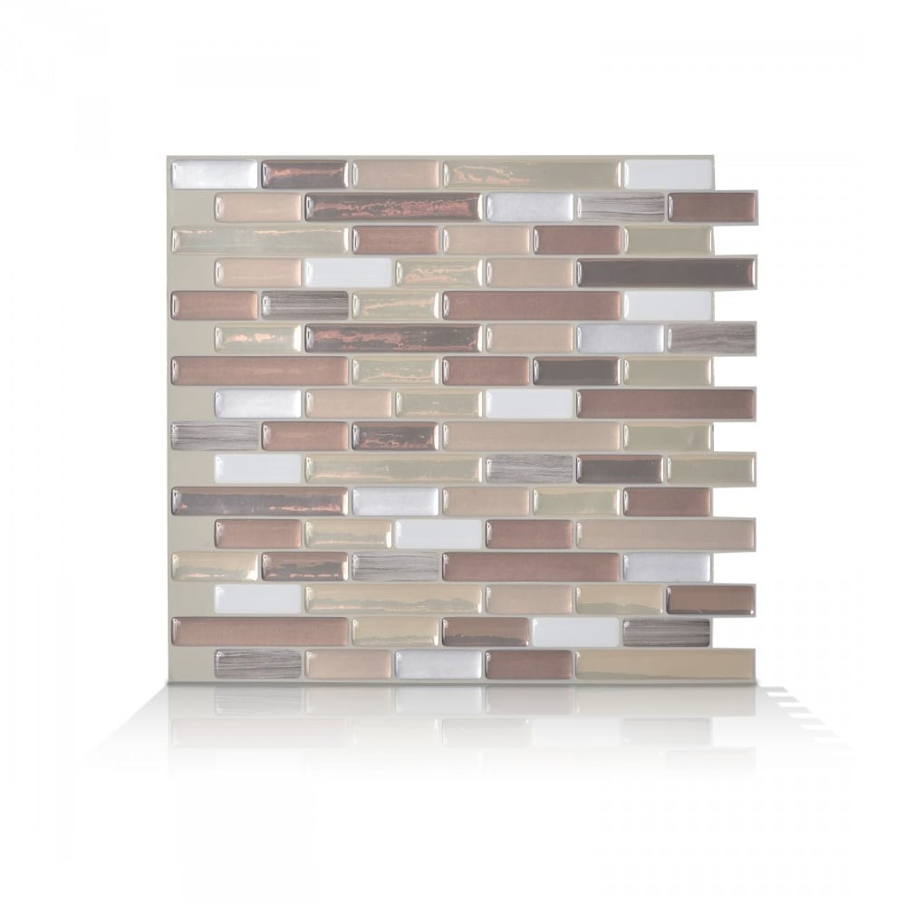Muretto Durango Peel & Stick Smart Tiles Backsplash