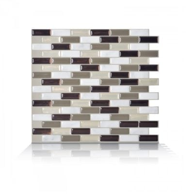 Murano Stone Smart Tiles Peel & Stick Tile