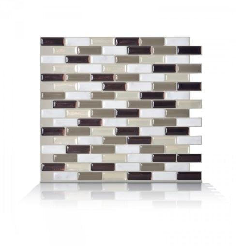 Murano Stone Smart Tiles Peel & Stick Tile