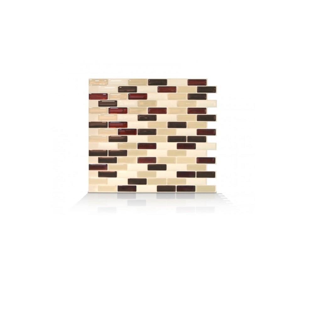 Bellagio Sabbia Peel And Stick Tile Backsplash