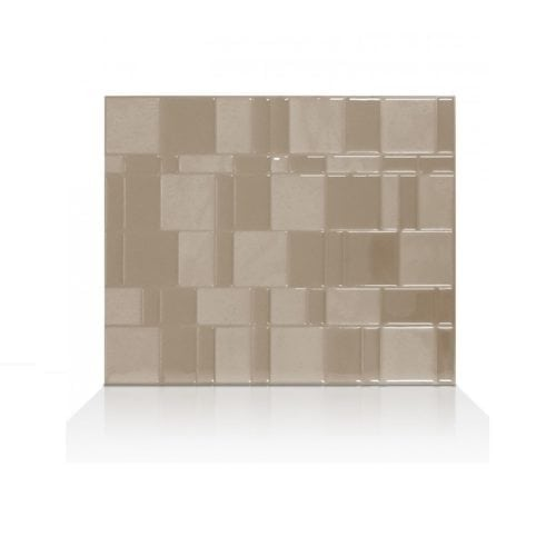 Tango Titane Smart Tiles Peel & Stick Backsplash