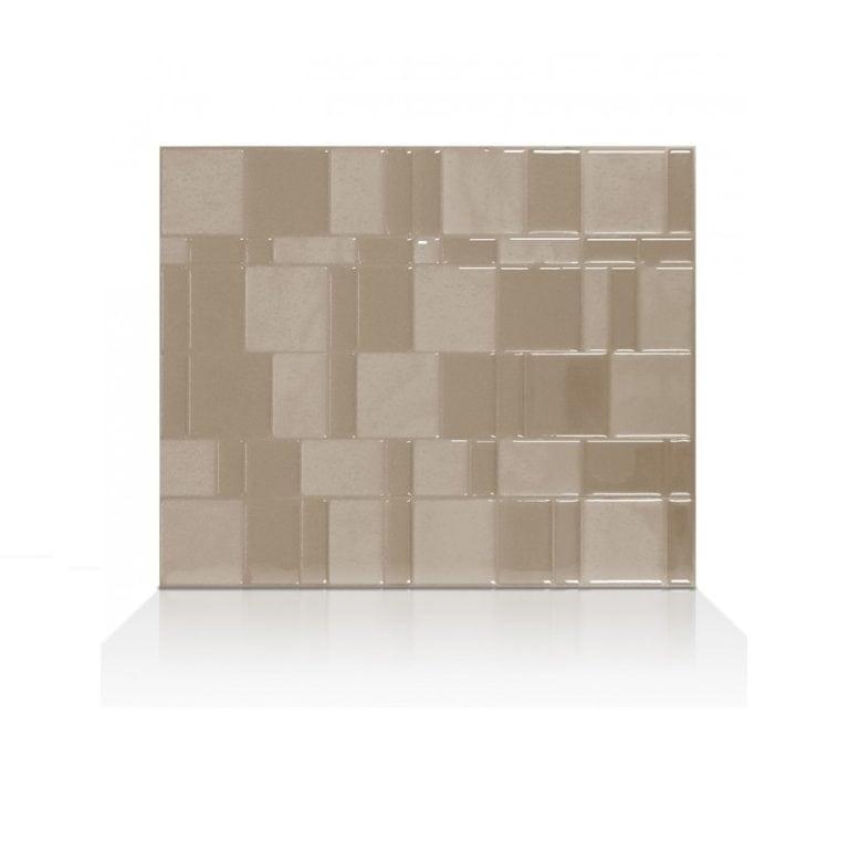 Tango Titane Smart Tiles Peel & Stick Backsplash